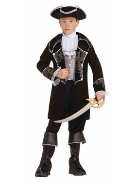 Boys Swashbuckling Pirate Costume