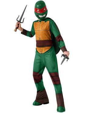 Child TMNT Raphael Costume