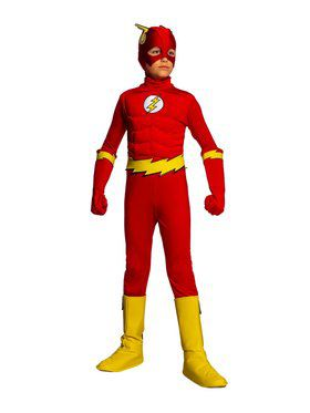 Boys The Flash Child Costume