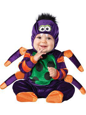Boys Toddler Itsy Bitsy Spider Costume