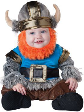 Boys Toddler Lil Viking Costume
