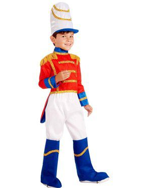 Boys Toy Soldier Child Costume
