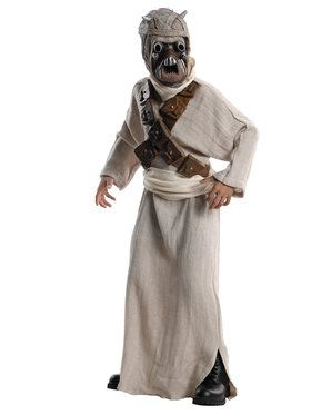 Star Wars Tusken Raider Boys Costume