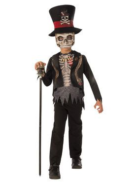 Boys Voodoo Costume