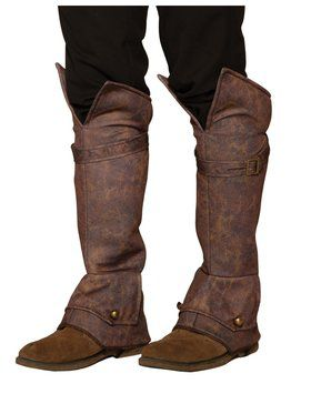 Brown Boot Tops