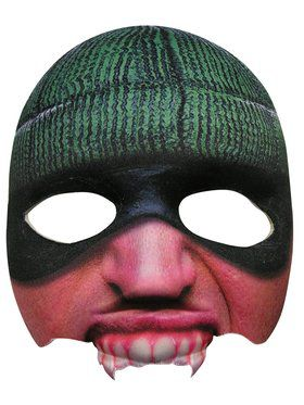 Burglar Disguise Half-2018 Halloween Masks