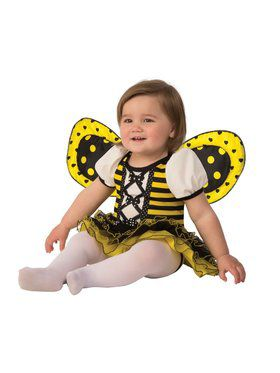 Busy Little Bee Child Costume