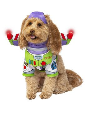 Disney Toy Story Buzz Lightyear Pet Costume