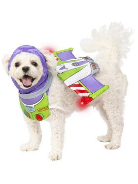 Disney Toy Story Buzz Lightyear Pet Costume Set