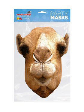 Face 2018 Halloween Masks - Camel