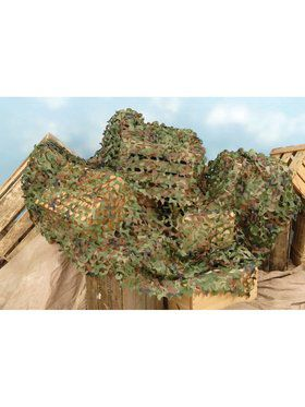 Camouflage Netting - Green