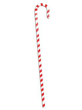Candy Cane Walking Stick