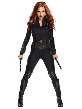 Captain America Civil War Deluxe Black W  sc 1 st  BuyCostumes.com : seductive halloween costumes  - Germanpascual.Com