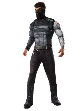 Captain America Civil War Deluxe Muscle