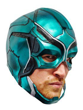 Captain Marvel Adult Yon Rogg Full Overhead Latex Mask