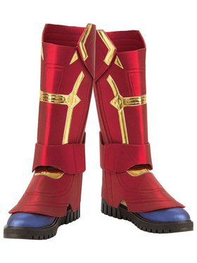 Captain Marvel Womens Boot