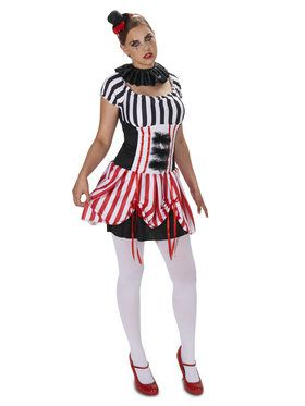 Carn-Evil Vintage Dress Adult Costume Small  sc 1 st  BuyCostumes.com & Clown and Circus Costumes - Adults and Kids Halloween Costumes ...