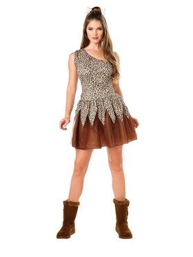 Cave Woman Adult Costume