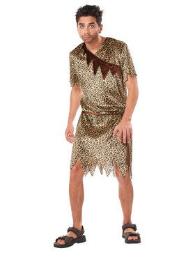 Caveman Adult Costume One-Size  sc 1 st  BuyCostumes.com & Historical Costumes - Adults and Kids Halloween Costumes ...