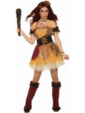Cavewoman Adult Costume