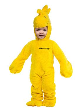 Charlie Brown - Woodstock Deluxe Toddler Costume