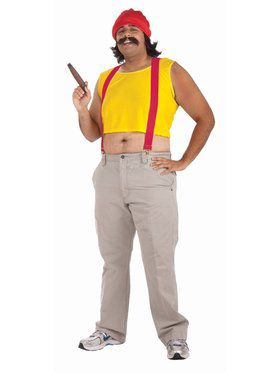 Cheech Adult Costume