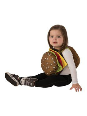 Cheeseburger Baby/Toddler Child Costume