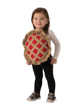 Cherry Pie Baby/Toddler Child Costume