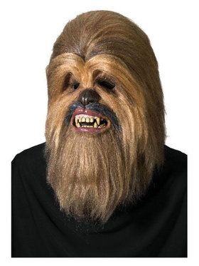 Chewbacca Tm Latex Mask