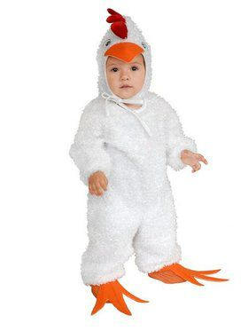 Chick Child Costume
