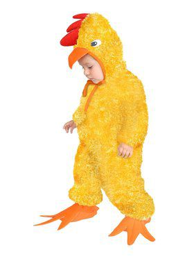 Chick - Newborn Child Costume