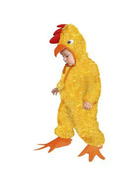 Chick - Toddler Child Costume