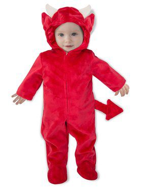 Child Baby Devil Costume