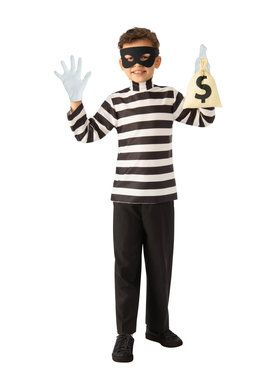 Criminal Child Costume