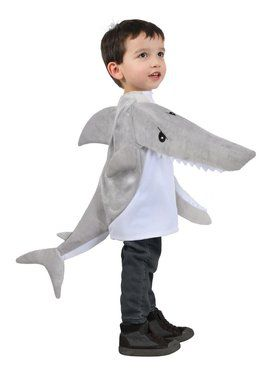 Child Chompers Chompin' Shark Jacket