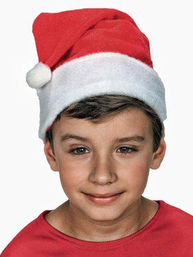 Child Classic Santa Hat