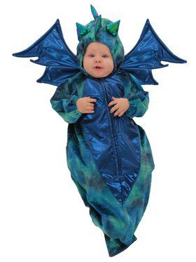 Child Danny the Dragon Costume