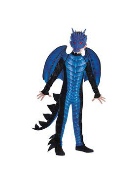 Child Deadly Dragon Costume