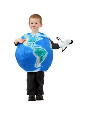 Child Earth in Space Costume
