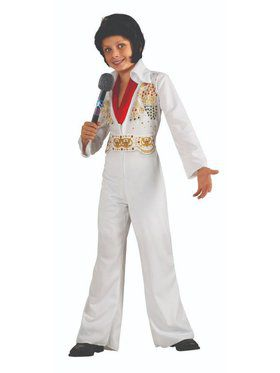 Child Elvis Presley Costume