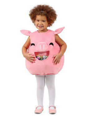 Child Feed Me Piggy Costume