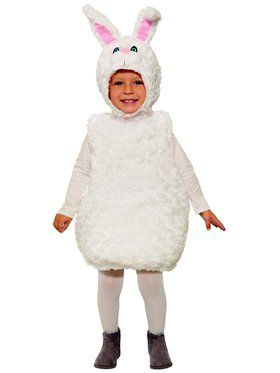 Fluffers the Bunny Child Costume