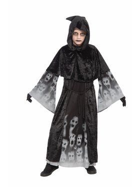 Grave Spirit Child Costume