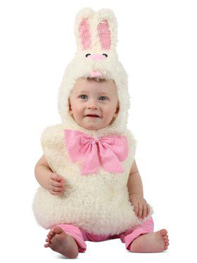 Child Gingham Bunny Costume
