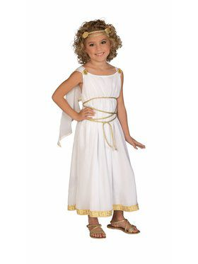 Child Grecian Goddess Costume