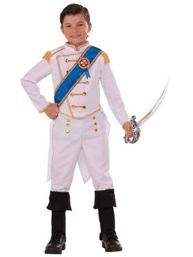 Child Happily Ever After Prince Costume