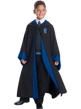 Harry Potter Ravenclaw Student Costume For Children