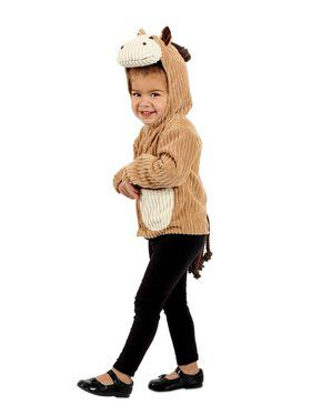 Child Horse Jacket Costume