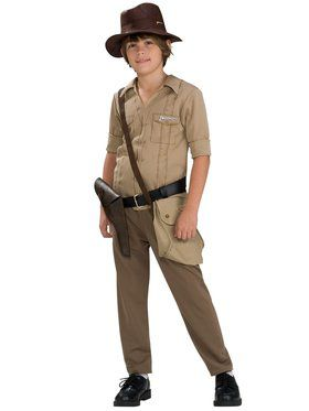 Child Indiana Jones (tm)