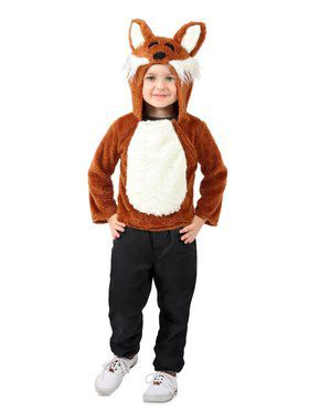 Child Jose the Fox Hoodie Costume